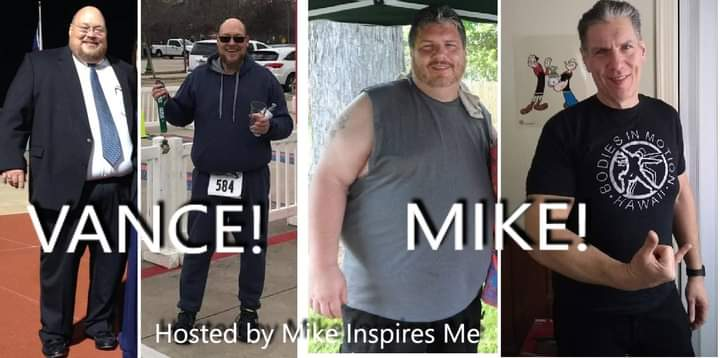 Q&A With Vance and Mike – Wisdom From 400 lbs Gone